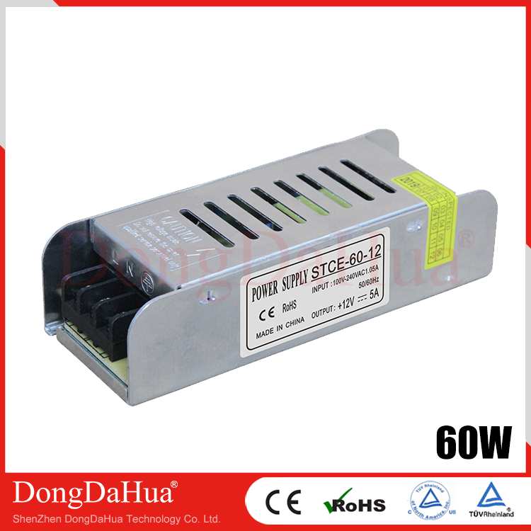 STCE Series 60W-360W LED Power Supply