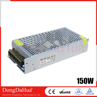 SCE Series 150W-600W LED Power Supply