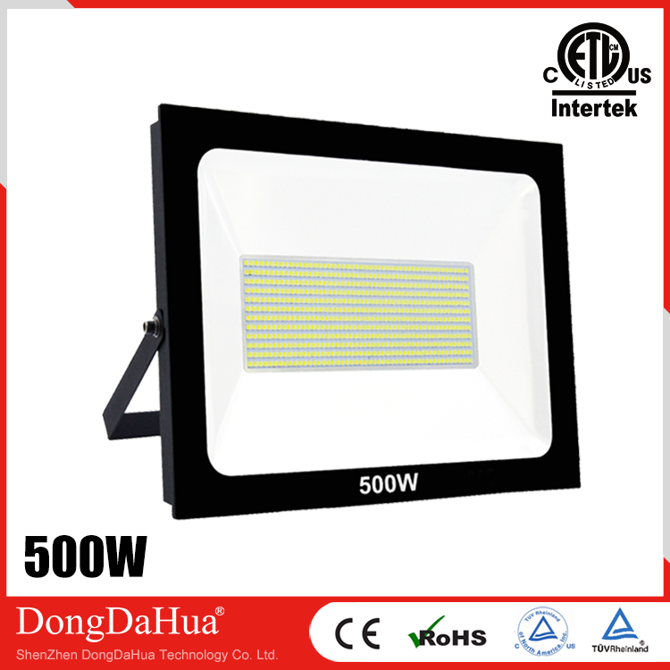 Hurricane-ETL Series 500W LED Flood Light