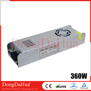 STRL Series 360W LED Power Supply