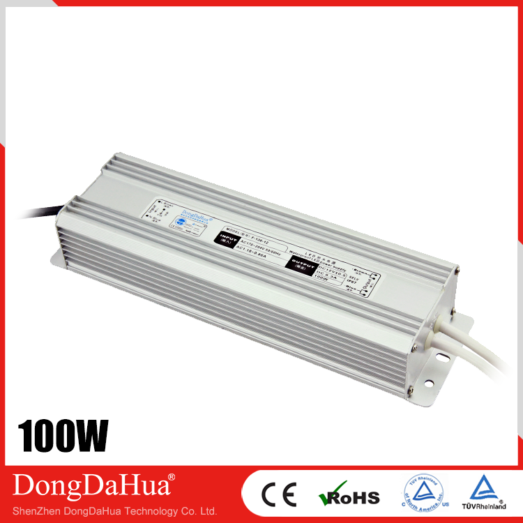 F Series 100W LED Power Supply