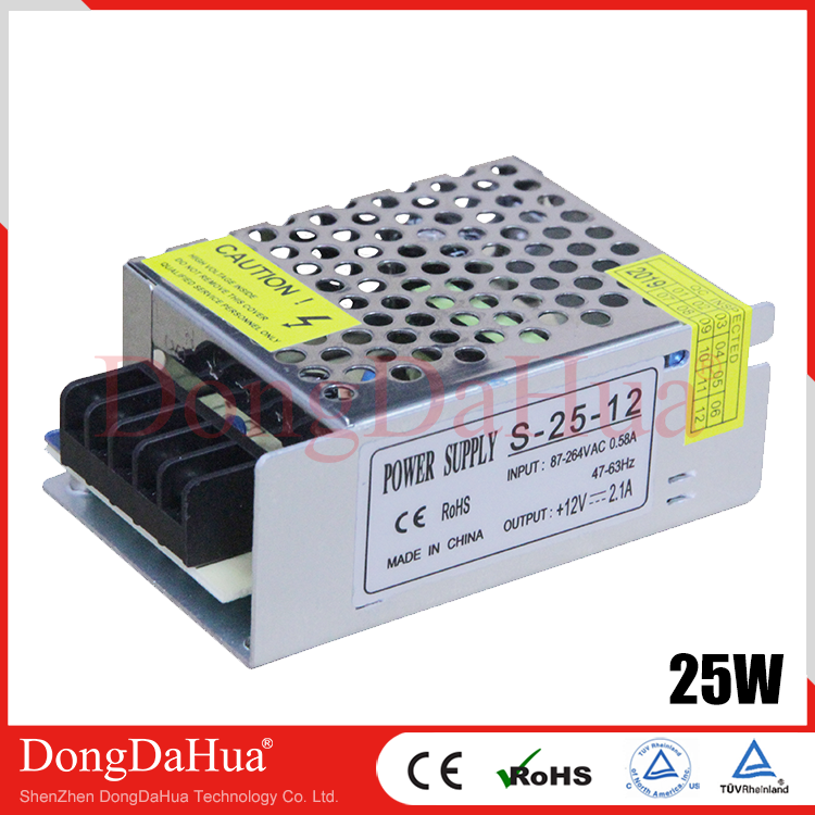 S Series 15W-120W LED Power Supply