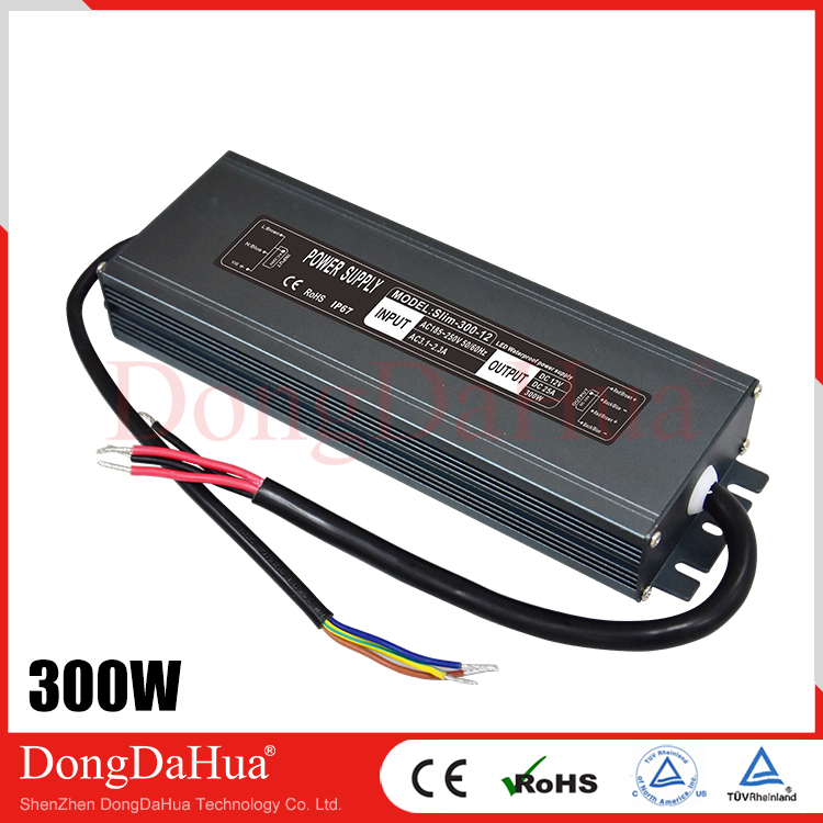 Slim Series 300W LED Power Supply